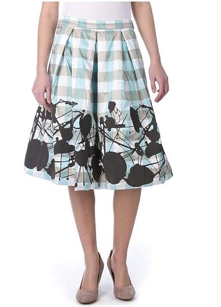 Desigual- Falda - Mujer - Talla 40 - Modelo Sandra: Amazon.es ...