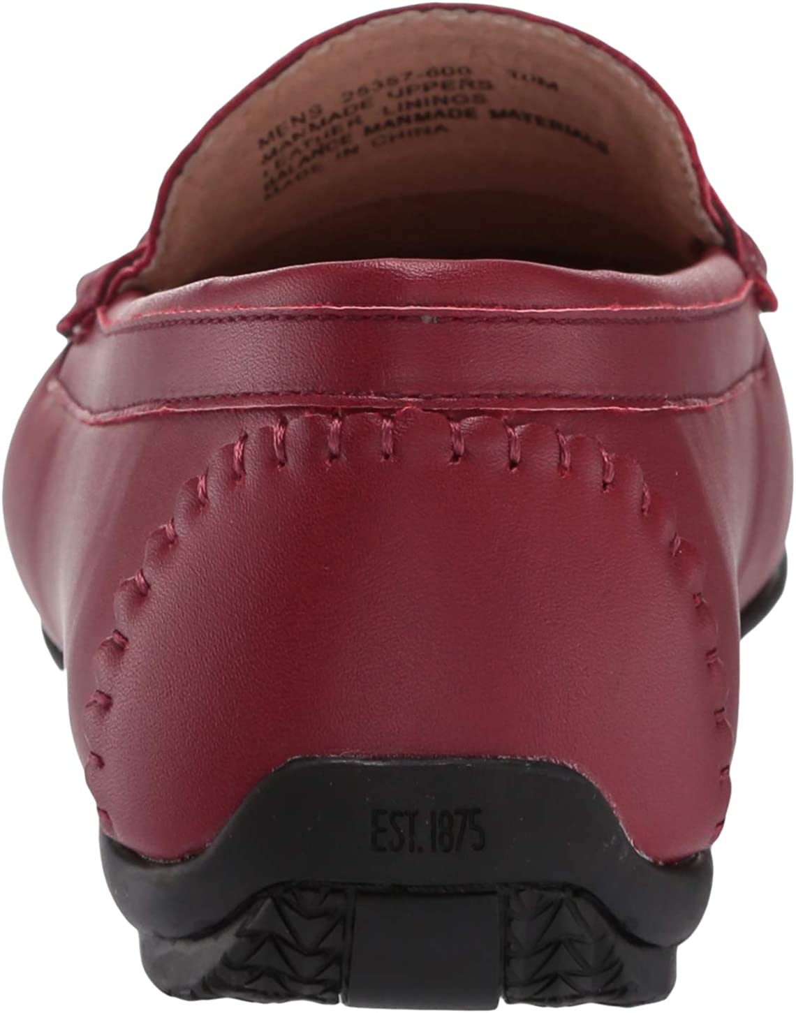 Details about  /STACY ADAMS Men/'s Cygnet Moc Toe Bit Slip-on Loafe Choose SZ//color