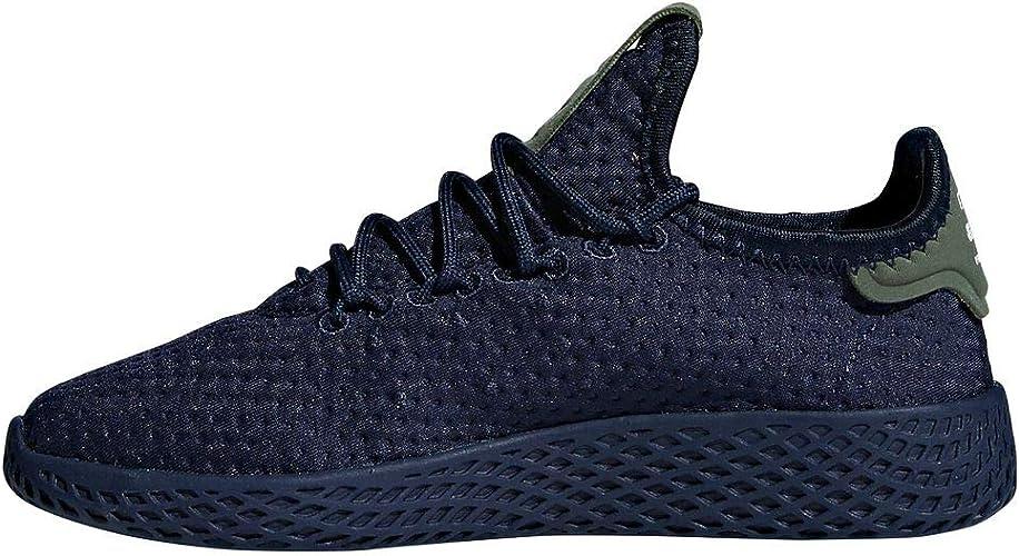 adidas Pharrell Williams Tennis Hu Kinder Sneaker Navy