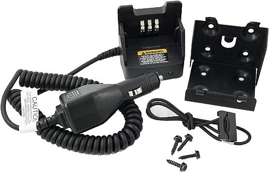 Car Charger For MOTOROLA CP200 CP200XLS CP200d PR400 radio PMLN7089