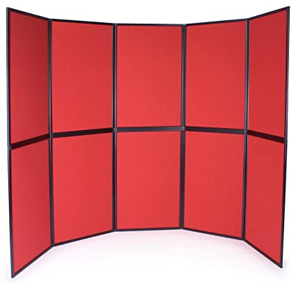 Trade Show Booth Loop : Amazon trade show booth display panel red hook loop