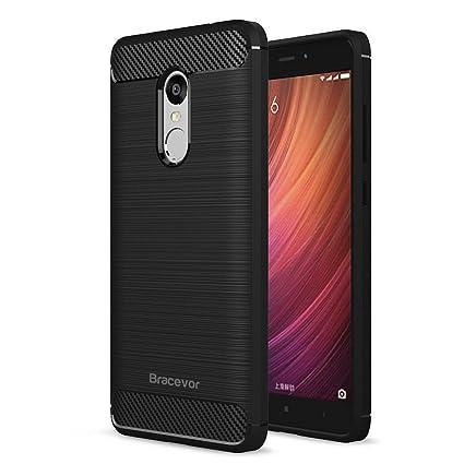 36be76a687f Bracevor BRXRN4CFRABL Back Case Cover for Xiaomi Redmi  Amazon.in   Electronics