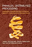 Parallel Distributed Processing, Vol. 2: Psychological and Biological Models by McClelland, James L., Rumelhart, David E., PDP Research Grou (1987) Paperback