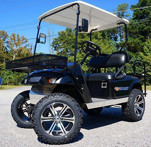 01.5-2013 ELECTRIC Golf Cart Drop Axle Lift Kit & 14
