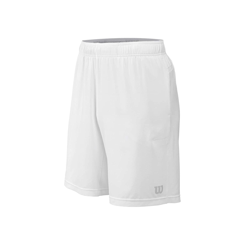 Wilson M Star Woven 9 Pantalón Corto de Tenis, Hombre