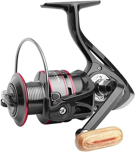 Ruedas Giro del Carrete Pesca 5.2: 1 12BB 1000-6000 Spinning Serie ...