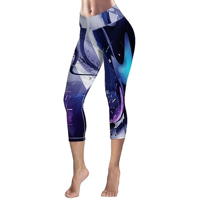 78621aa0182c Amazon.com  SODIKA Women s Yoga Pants High Waist Sport Workout ...