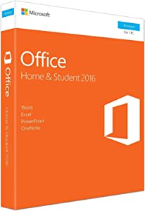 Office Home and Student 2016 | Sale | PC | Box