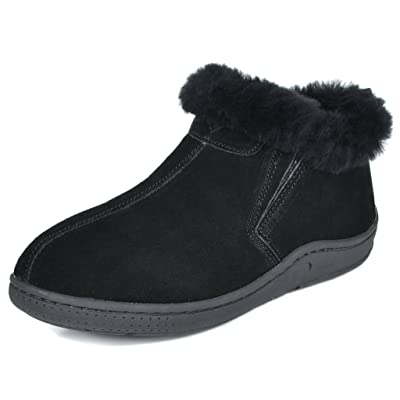 faux fur shoes