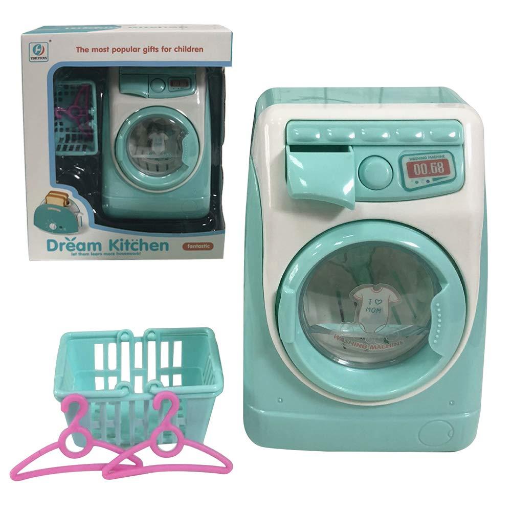 COUNTN Mini Fashion Dollhouse Muebles Cocina Juguetes Play House ...