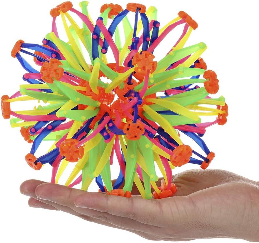 Keebgyy Bola mágica expandible para alivio de estrés, juguete ...