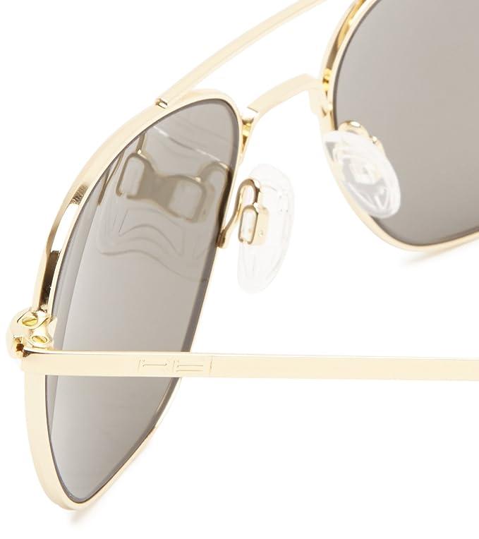 21e2a8c4b9fe5 Amazon.com  Randolph Aviator Square Sunglasses