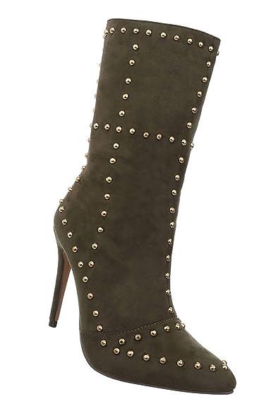 4628e4d6b9bff Damen Schuhe Stiefeletten | Fashion High Heels | Boots Stiletto ...