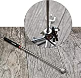 20 lbs Magnetic Telescoping Pick Up Tool for Small