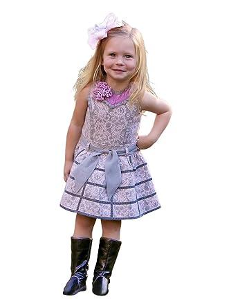 afdb5896e39 Amazon.com  Trish Scully Child Heirloom Princess Dress  Clothing