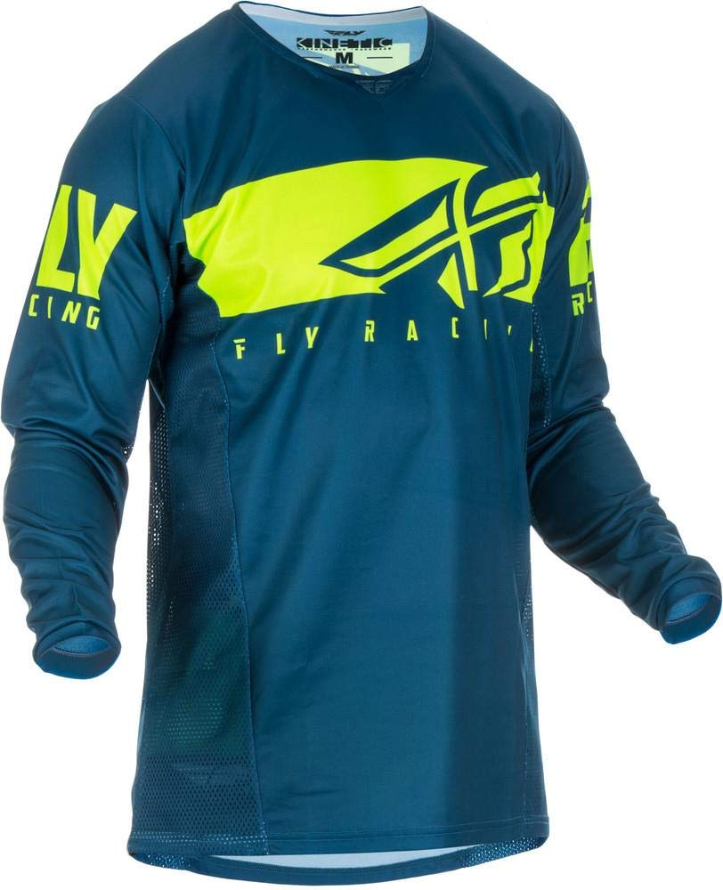 Fly Racing Kinetic Shield - Camiseta para Motocross