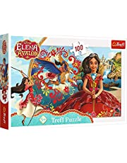 Trefl Elena Avalor Shaped Puzzle - 100 Pieces
