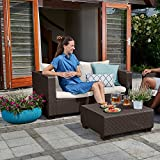 Keter Salta All Weather Outdoor Patio Furniture