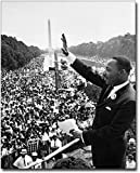 Martin Luther King Jr. 'I Have a Dream' Speech 8x10 Silver Halide Photo Print