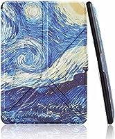 Capa Case Kindle Voyage WB® Auto Liga/Desliga - Origami Van Gogh
