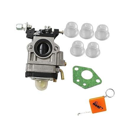 HURI Carburetor with Primer Blub Gasket for Echo PB-750 Backpack Blower: Automotive