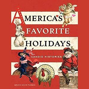 America's Favorite Holidays Audiobook
