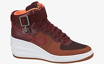 d8961e4ad0d4 Image Unavailable. Image not available for. Color  Nike Women s Lunar Force  1 Sky HI JCRD Wedge ...