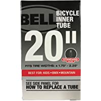 Bell 12-1//2-Inch Universal Inner Tube Width Fit Range 1.75-Inch to 2.25-Inch Black for sale online
