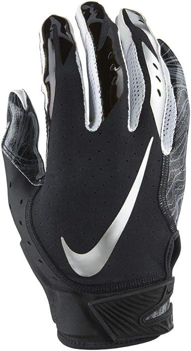 prisión Intacto Ideal  Men's Nike Vapor Jet 5.0 Football Gloves: Amazon.co.uk: Clothing