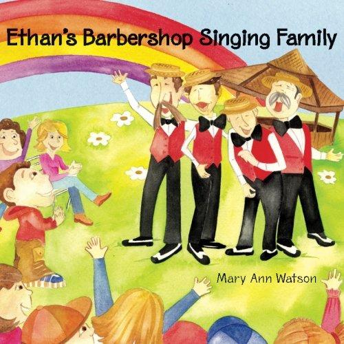 Ethan's Barbershop Singing Family ebook