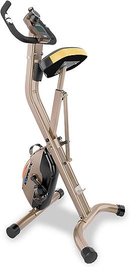 Vélo droit magnétique pliable Exerpeutic 500 XLS