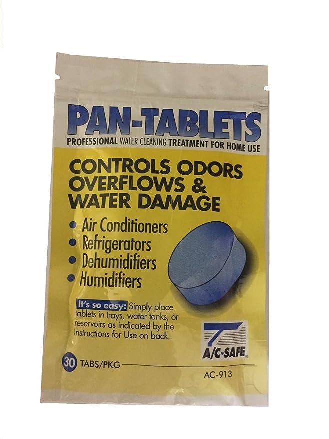 Amazon.com: Pan tabletas – 30 Count: Limpia verdín en ...