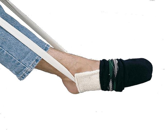 Calzador de medias y calcetines de NRS Healthcare