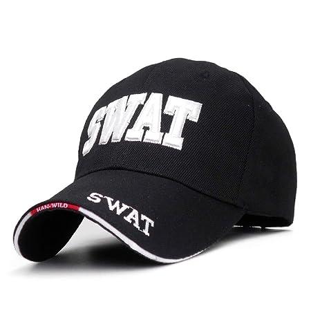 VIIMON Gorras de policía Bordadas para Hombre, para Deportes al ...