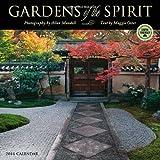 Gardens of the Spirit 2014 Wall Calendar by