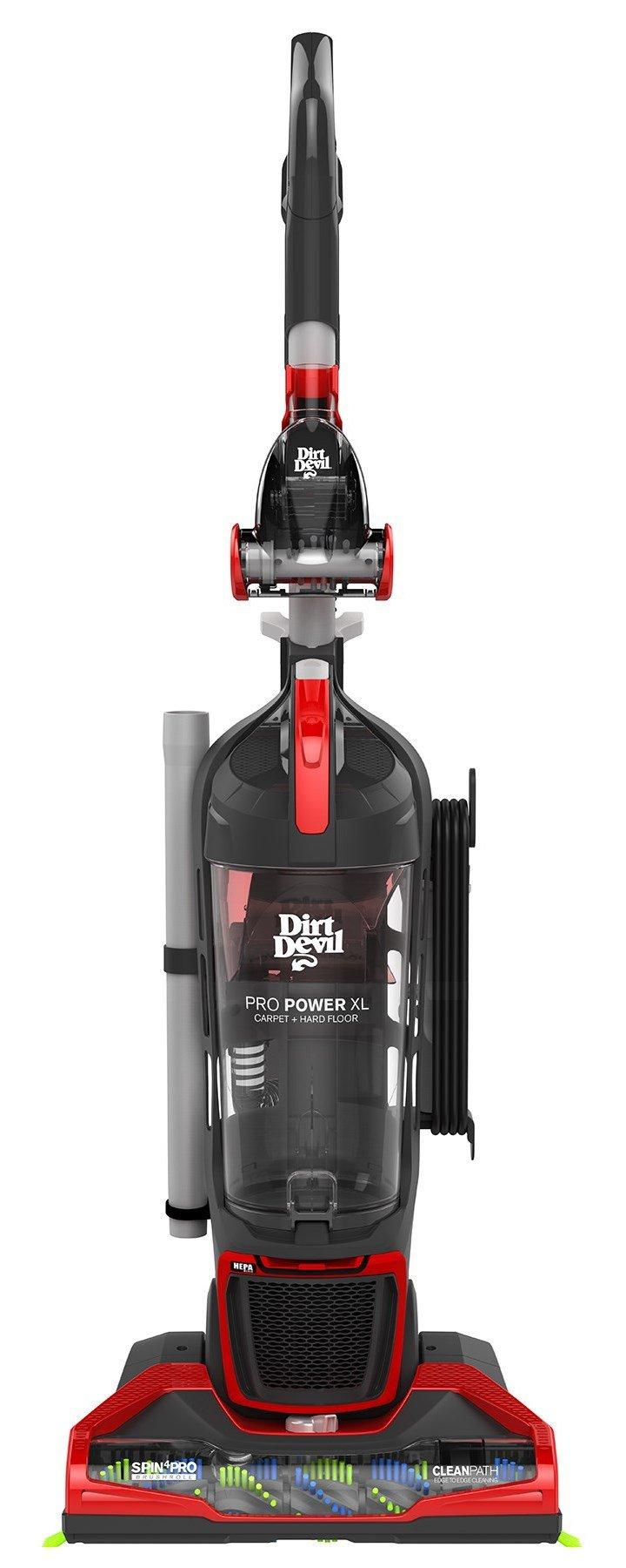 Dirt Devil UD70180 Pro Power XL Bagless Upright Vacuum