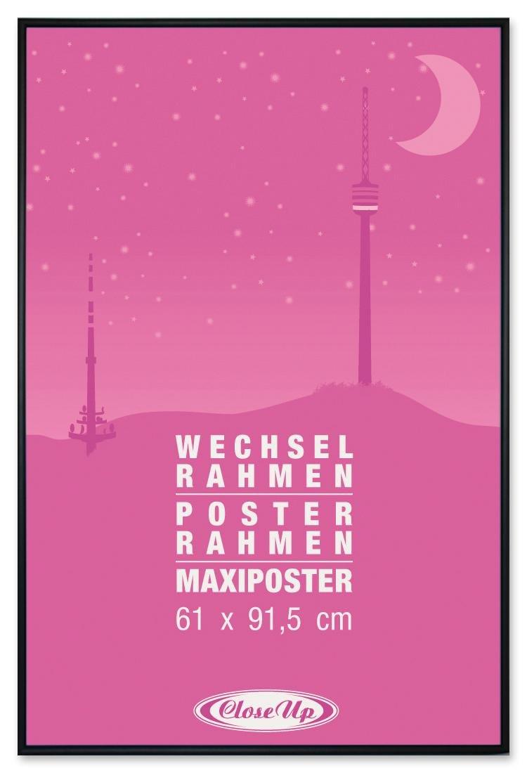 Amazon.de: Close Up Posterrahmen 5er Set, Bilderrahmen 61 X 91, 5cm ...