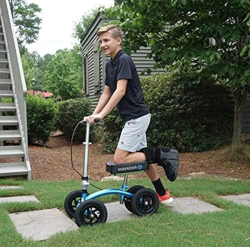Amazon.com: Nueva kneerover Quad Jr All Terrain – Andador de ...