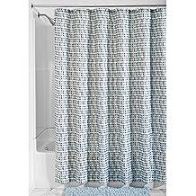 Gray Linen Shower Curtain