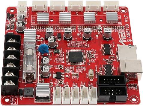 MagiDeal Anet v1.0 Placa de Control Mainboard Ramps1.4 versión ...