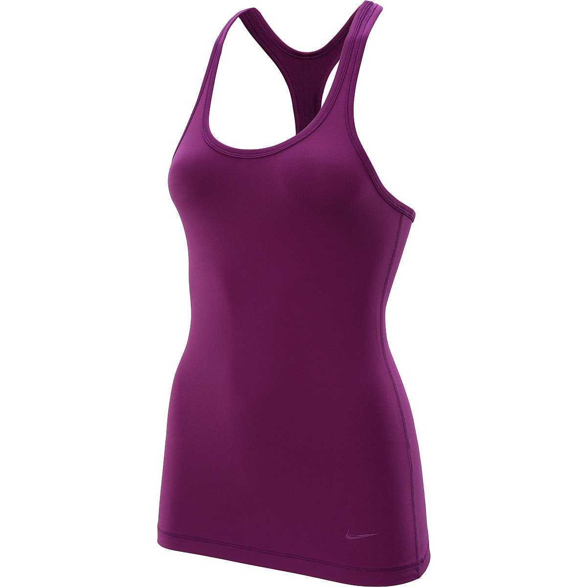 NIKE Women's Knockout Tank Top - Size: XS/Extra Small, Grape by NIKE