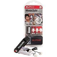 Alpine MusicSafe Pro Bouchons d'oreilles avec filtres Blanc
