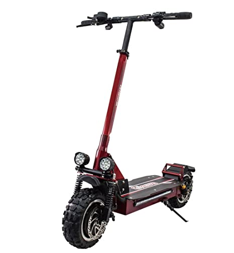 Qiewa Qpower Electric off-road Scooter 1200W Duble Motor ...