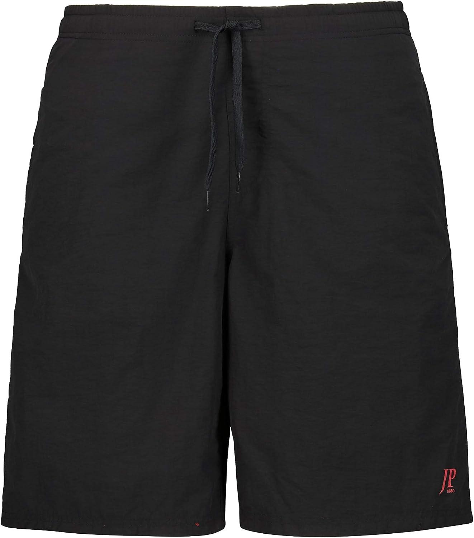 Negro XL JP 1880 Badeshort Ba/ñador para Hombre