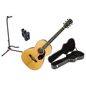 Fender 0960272221 PM-2 Paramount Deluxe - Guitarra eléctrica ...