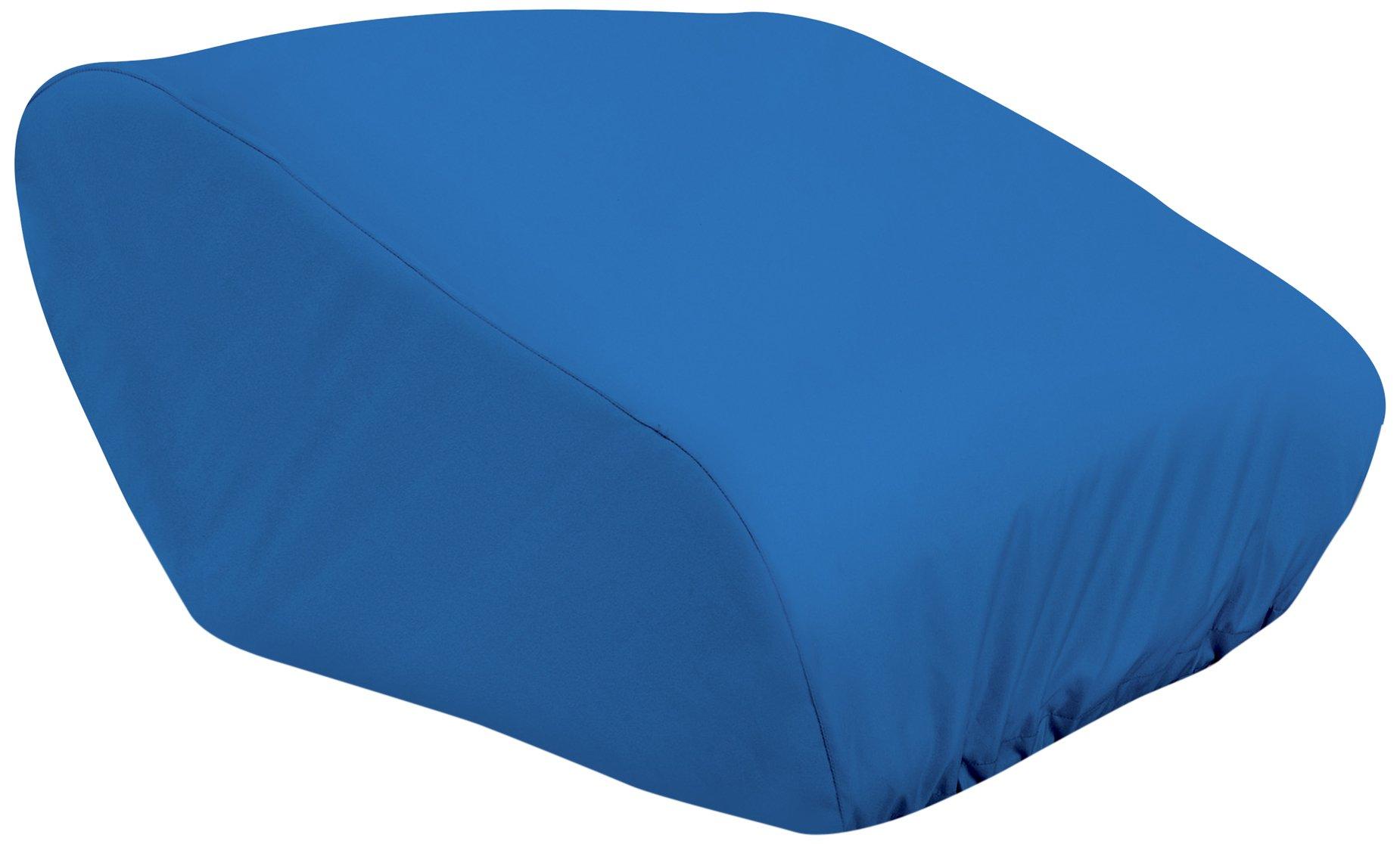 Classic Accessories Boat Folding Seat Cover, Medium, Blue