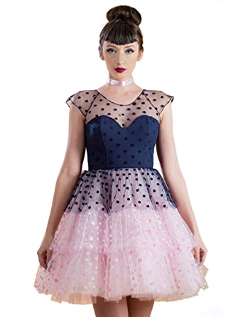 eshion Womens Floral Lace Sweetheart Bridesmaid Prom Cocktail Swing Dress