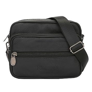 Amazon.com: Sunbona - Bolsas de piel para viajes, estilo ...