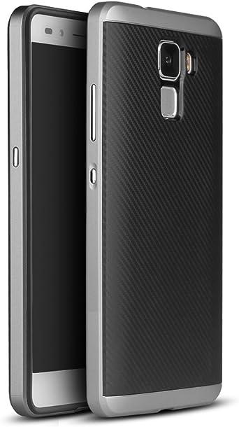 Funda Huawei Honor 7 , Ipaky Protector Huawei Honor 7 Marco Bumper ...