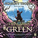 Dragon's Green: Worldquake, Book 1 Audiobook by Scarlett Thomas Narrated by Roger Allam